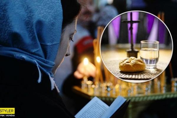 Відмова від їжі – не головне: відмінності Посту у православних та католиків
