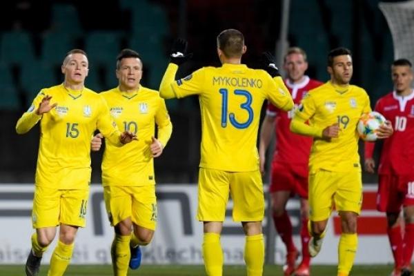 Євро-2020: Збірна України завдяки курйозу вирвала перемогу у доданий час