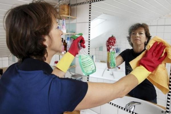 Скільки коштує в Німеччині робота прибиральниці