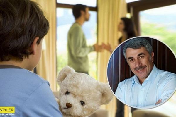 Не при дітях: Комаровський зробив важливе попередження для батьків