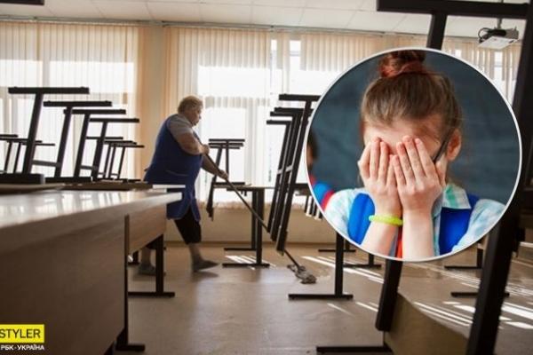 Підняла руку на дитину: інцидент у школі розізлив українців