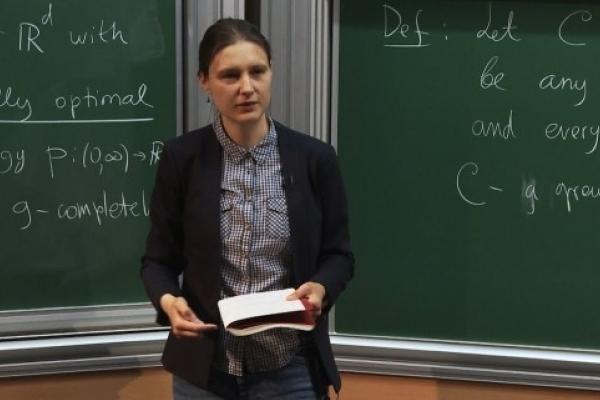 Думали-думали й нарешті придумали: українська вчена зробила відкриття в математиці