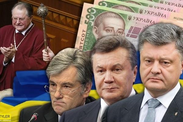 Скільки коштували інавгурації президентів України: названо суми