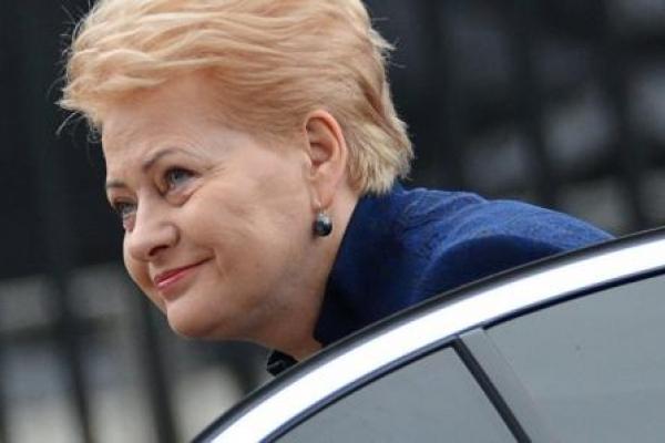 Замість Туска: Даля Грібаускайте може стати головою Європейської ради