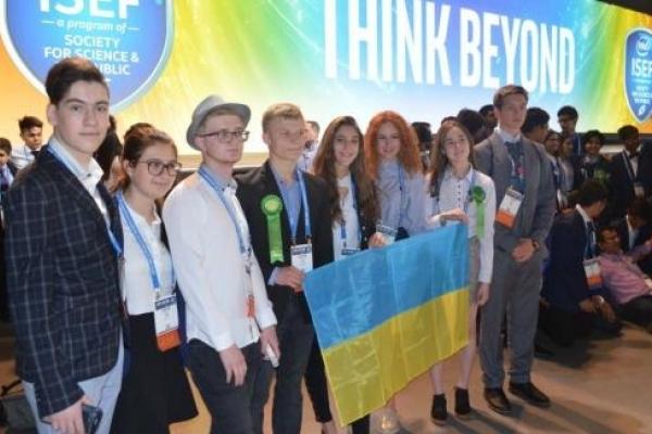 Українські школярі стали призерами «конкурсу геніїв» у США