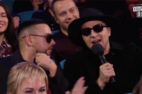 В обмін на голос на виборах: Зеленський прийшов на концерт Monatikа (Відео)
