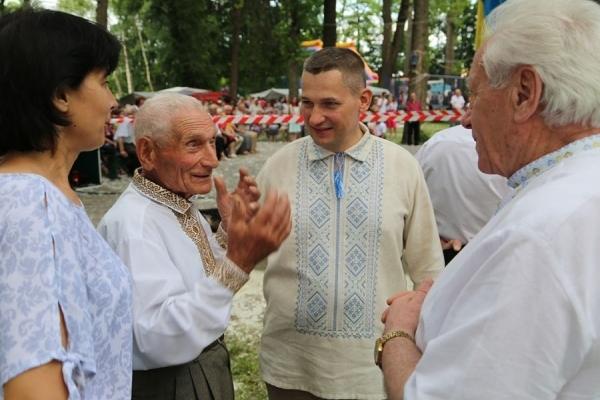 «Лемки жиют!», і рід їх – не переведеться! - Микола Люшняк на вшануванні 75-х роковин депортації автохтонних українців