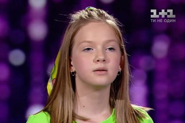 Голос Діти 5: дочку Кошового довели до сліз (Відео)