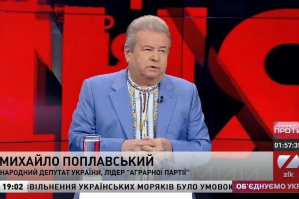 Поплавський: Рейтинги Аграрної партії у сільській місцевості сягнули 19%