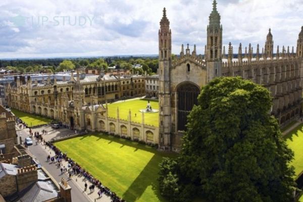 Тернопільський університет співпрацює з Кембриджем