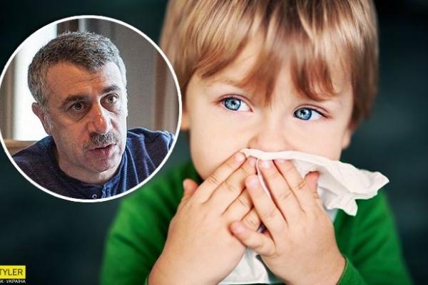 Годувати або не годувати: Комаровський дав відповідь на питання, яке хвилює всіх батьків
