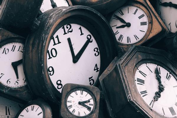Куди тікає час, або Як не втрапити до лап часожерів