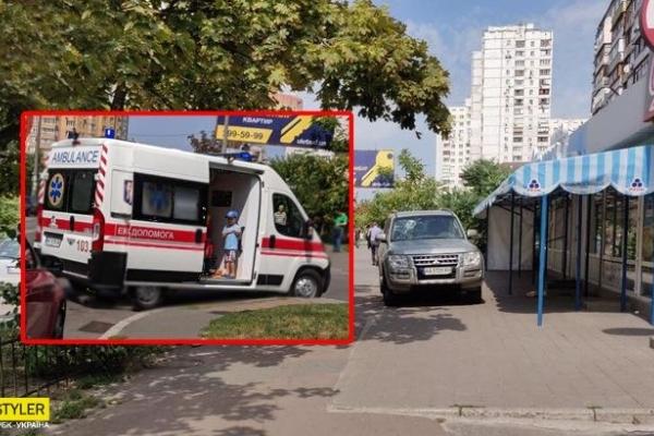Автохам збив дитину на тротуарі: батько хлопчика одразу помстився