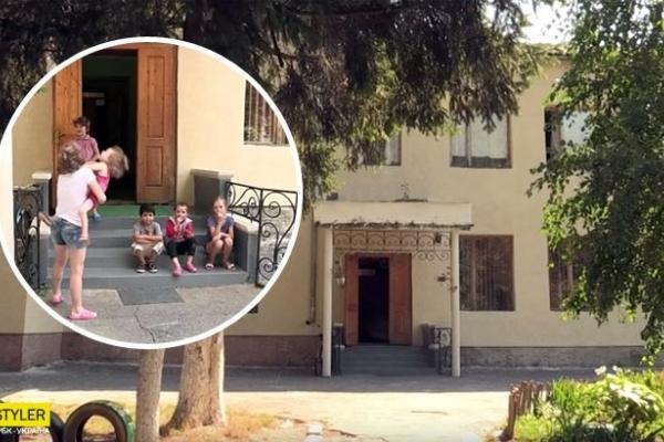Скандал у дитячому притулку: вихователі і медсестра б'ють дітей (Відео)