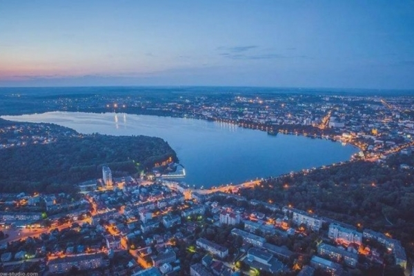 Тернопіль очолив рейтинг міст України з найчистішим повітрям (інфографіка)