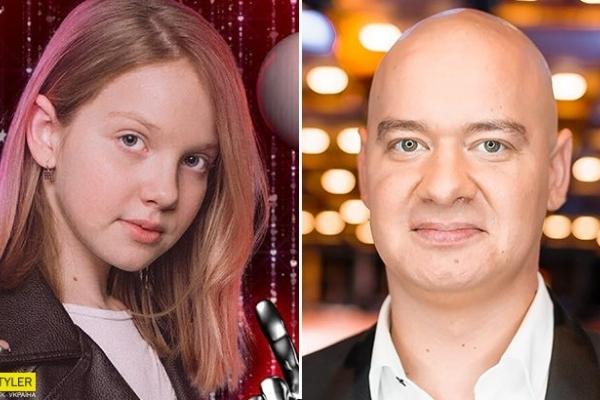 Це все за гроші: дочка Кошового зробила заяву після участі в «Голос. Діти»