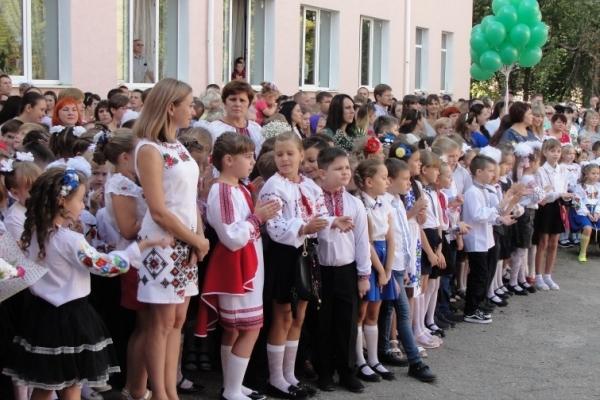 У Слов'янську немає жодного російськомовного першого класу