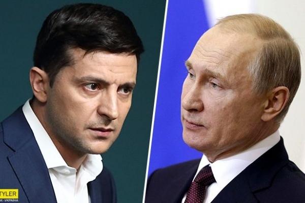 У Зеленського розповіли, яким тоном президент говорить з Путіним