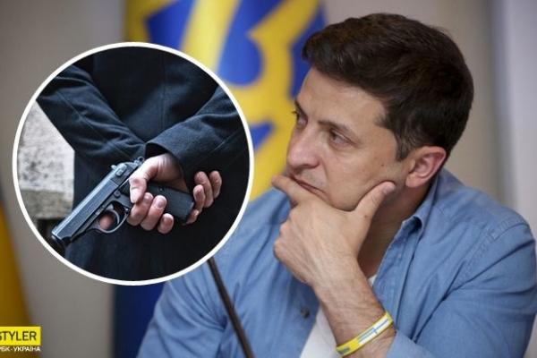 Хотів убити Зеленського: у Кривому Розі затримали «кілера»