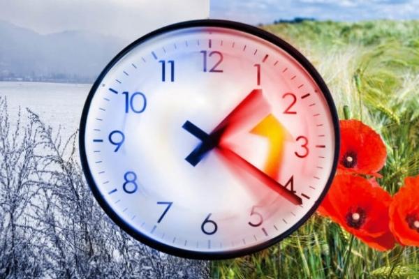 Перехід на зимовий час: коли і як правильно перевести стрілки годинника