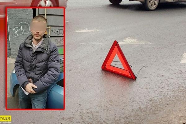 Таксист збив на тротуарі дочку олімпійського чемпіона: усі деталі