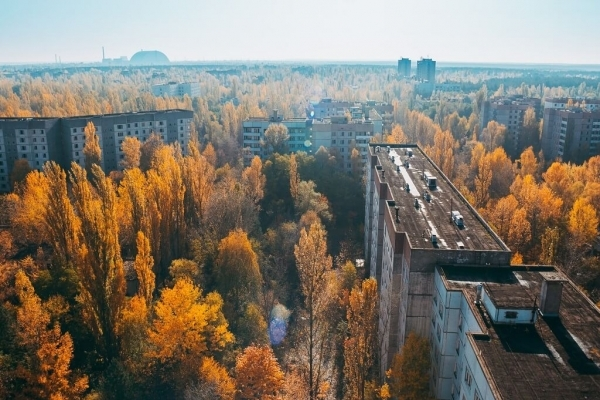 Чорнобиль у рейтингу ТОП-50 місць, про які мріють туристи
