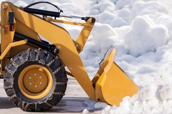У Тернополі готуються до снігопадів