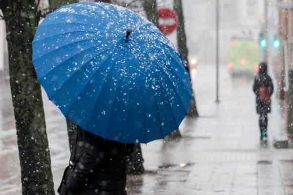Йде атмосферний фронт, а з ним й опади: синоптик попереджає про зміну погоди