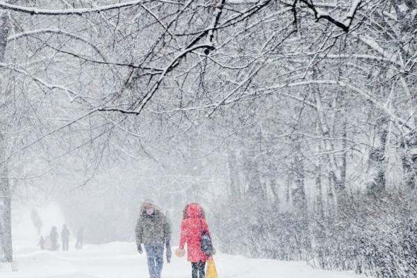 В Укргідрометцентрі повідомили, якою буде погода у грудні