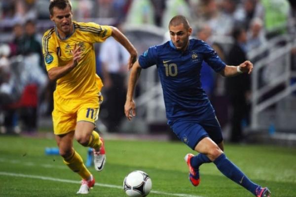 Готуємось до Євро: Збірна України зіграє з чемпіонами світу