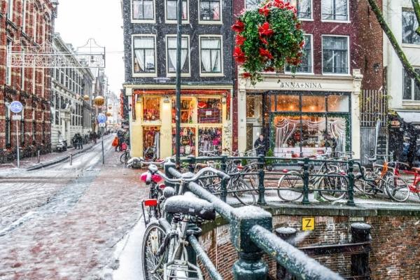 Туристи зможуть безкоштовно відвідати три музеї в Амстердамі