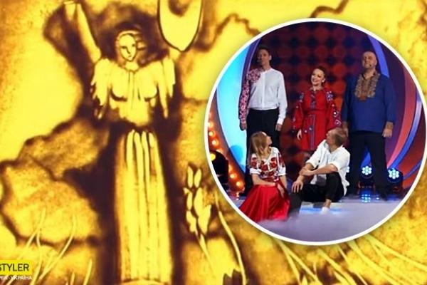 Ми з тобою, мамо: актори «Дизель Шоу» довели до сліз піснею про Україну (Відео)