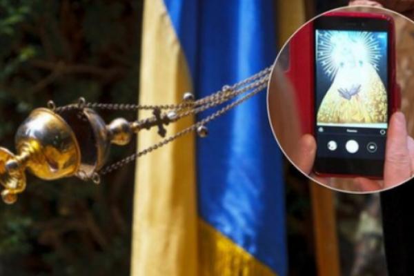 У ногу з майбутнім: ПЦУ створить додаток для смартфонів «Моя церква»