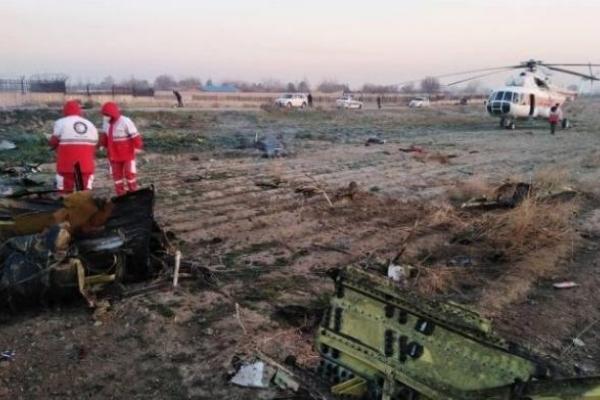 Не військовий?: У МАУ назвали головного винуватця аварії літака в Ірані