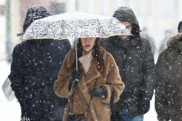 Україну знову накриє дощами і снігом: коли чекати на негоду