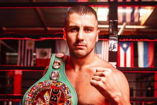Український чемпіон з боксу прокоментував вихід з великого спорту