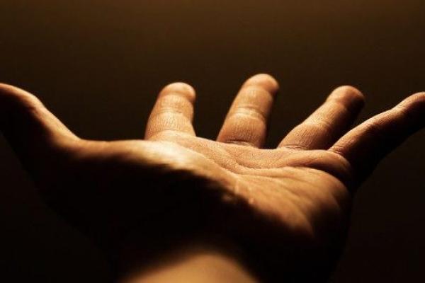 Молитва п'яти пальців