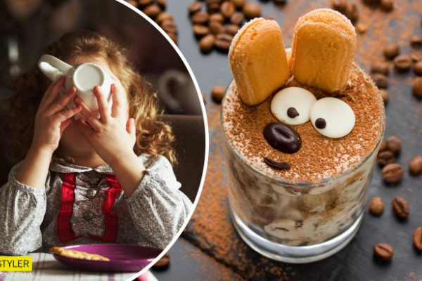 Прихований кофеїн є у продуктах, які ми даємо дітям: перегляньте раціон
