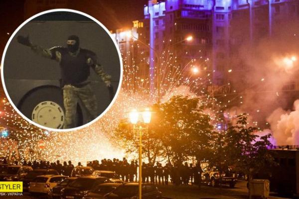 Очевидиця протестів у Білорусі розповіла про пекло на вулицях: б'ють своїх же громадян