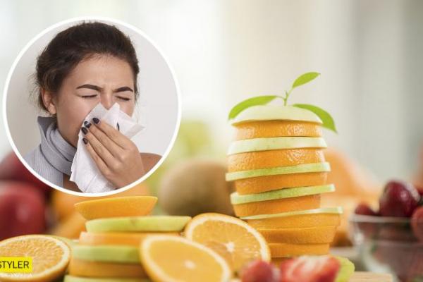 Підвищуємо імунітет: які продукти потрібно включити в раціон для профілактики застуд