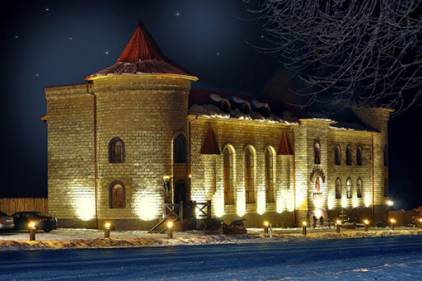Новорічна ніч в Галицькому замку буде незабутньою